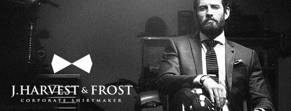 Profilbeklædning fra J. Harvest & Frost